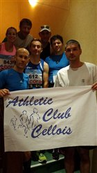 Un week-end chaud pour les runners de l'Athletic Club Cellois